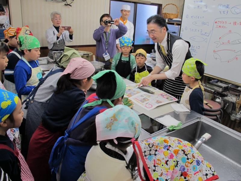 海と日本さばける塾in長崎