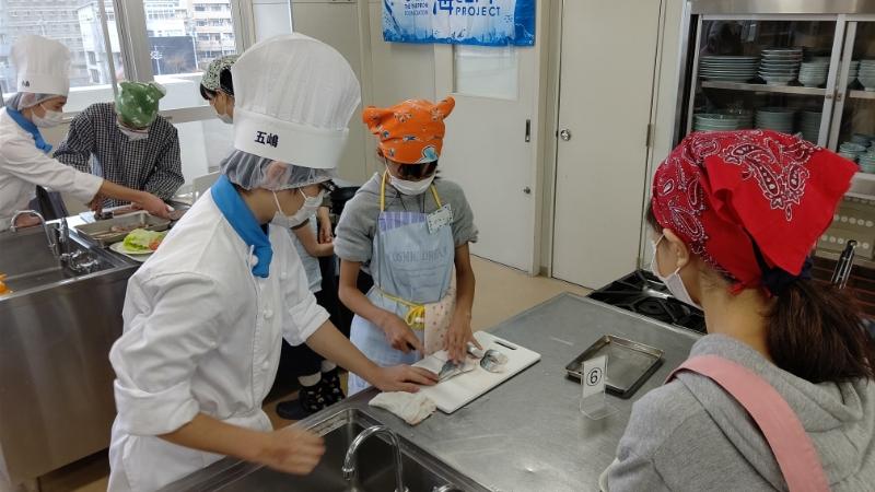 海と日本プロジェクト さばける塾inやまぐち