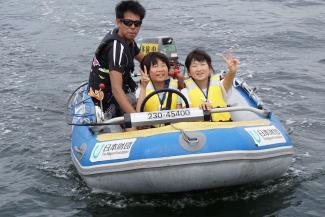 海の日体験学習