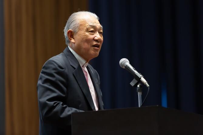 日本財団 笹川陽平会長