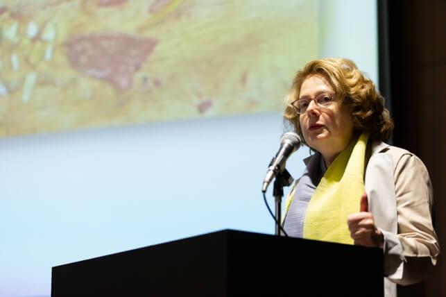 講演3「海洋ごみと海および人の健康の背景」