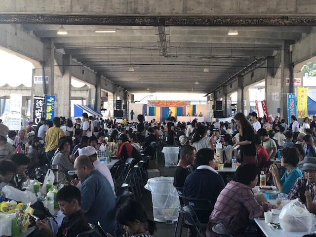「つるみ豊魚祭」開催!