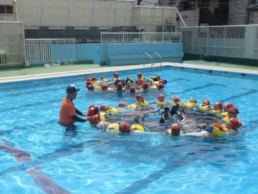 「海の日」と「海の安全」を学ぶ「水辺の安全教室」~海と日本PROJECT~