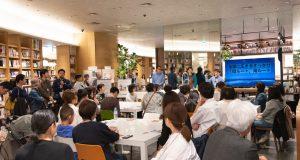 飯島奈美さんのレシピも披露。トークイベント「海のUMAMI暮らし」開催!