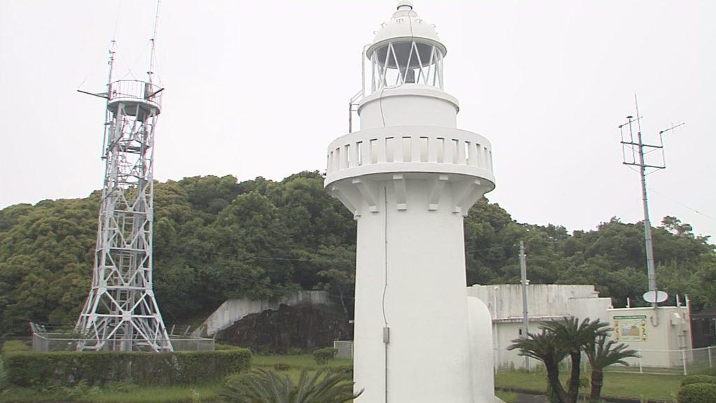 細島灯台が恋する灯台に認定