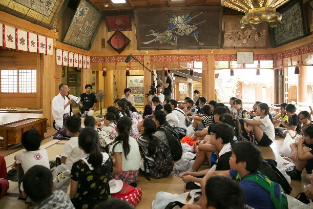 日本遺産の港と海をつなぐ海洋教育ネットワーク事業 in 石川 ~海と日本PROJECT~
