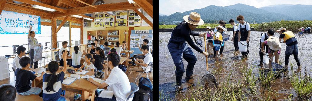 8月24日(土) 若狭湾と三方五湖について学ぶ
