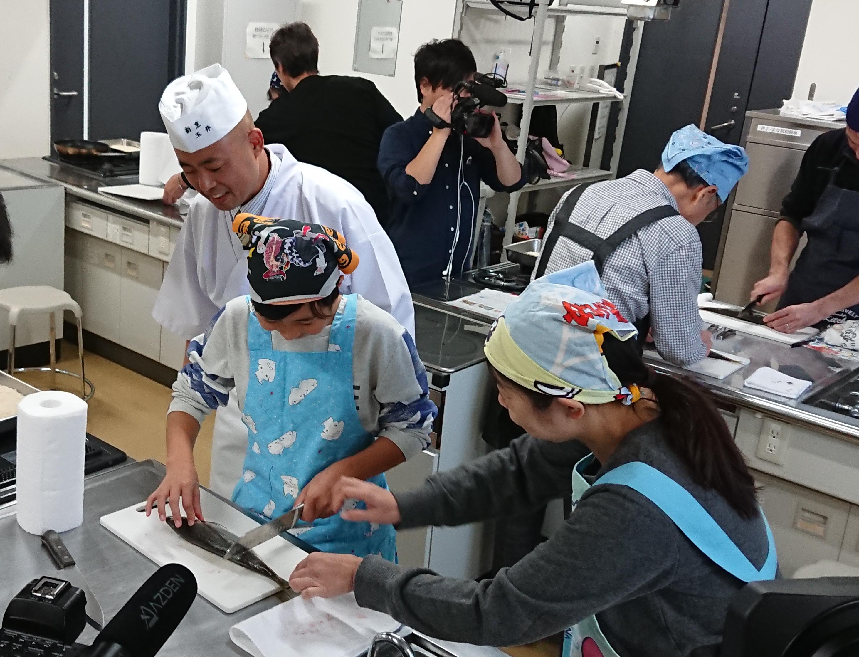 2019 さばける塾 in 秋田 〜海と日本PROJECT〜