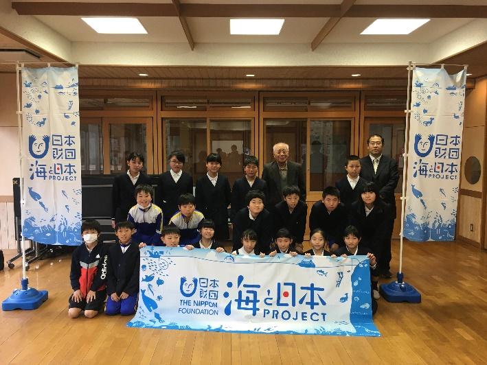 日本遺産の港と海をつなぐ海洋教育ネットワーク事業 in 富山2 〜海と日本PROJECT〜