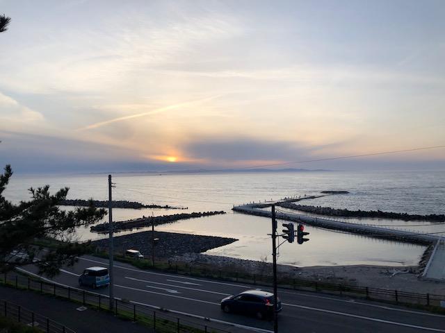 新潟の海をシェア「うみなび」