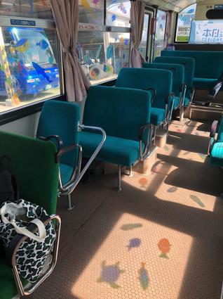 無料で海に行ける両備バス特別回数券♪