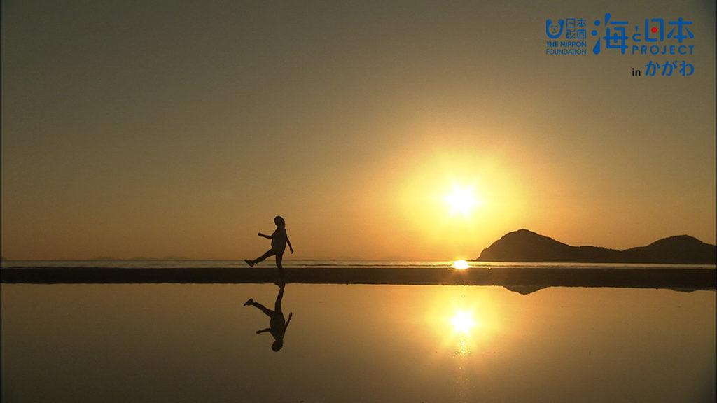日本のウユニ塩湖と呼ばれる香川の人気フォトスポットへ
