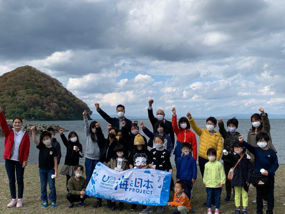 海の学校in青森「海」「北前船」「人々のつながり」について子供たちと学ぼう!!