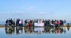 5月30日は「ごみゼロ」の日! 春の海ごみゼロウィークのスタートです!