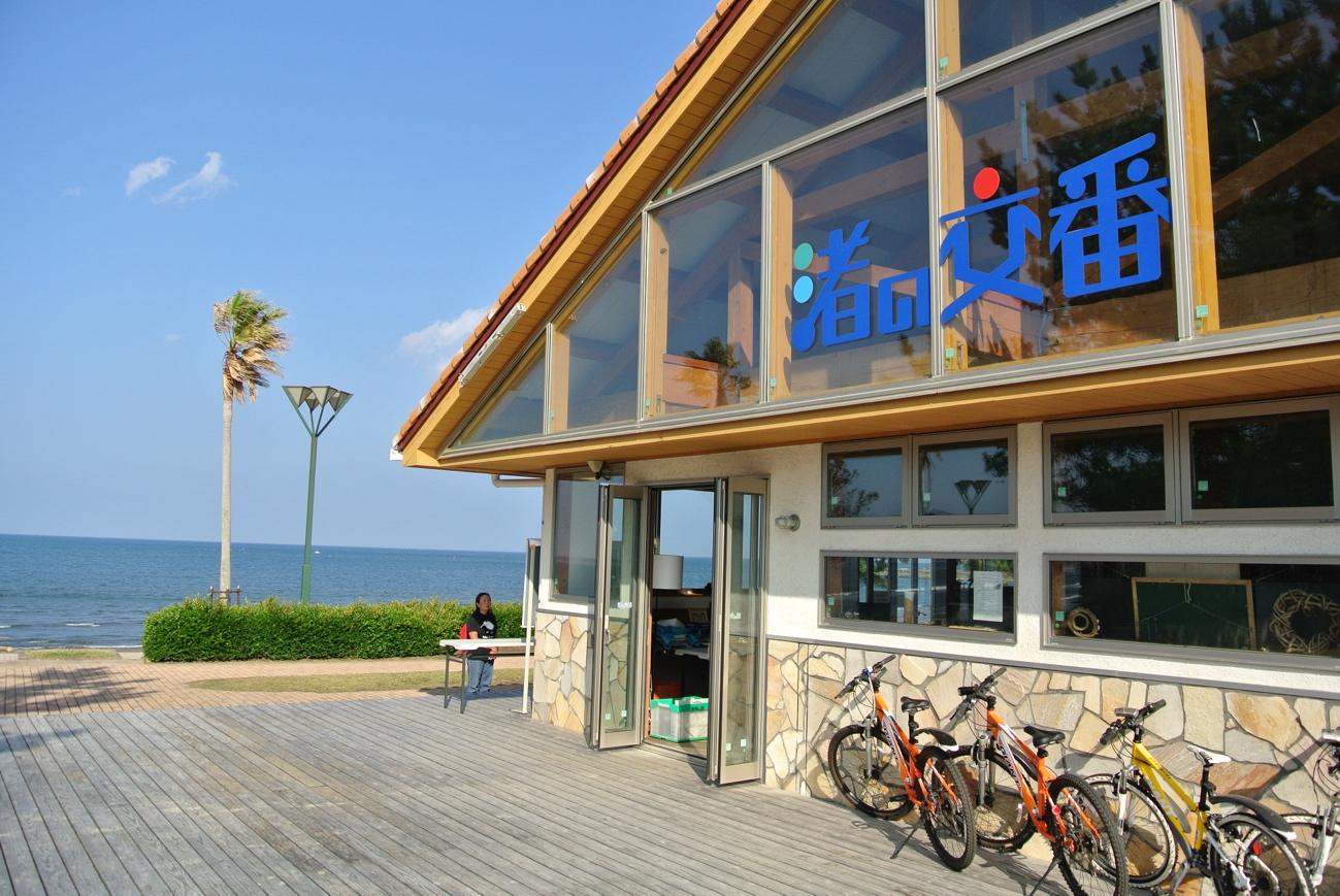 地元の海を楽しむ拠点「渚の交番」は全国8カ所!