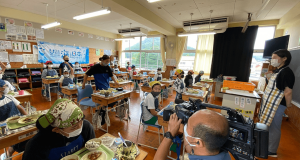 食べて魚や海の未来を考えよう!海なし県埼玉で「海彩給食」をコラボ開発!